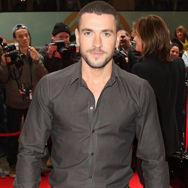 Shayne Ward is also releasing his new single in October