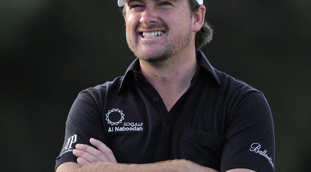 Graeme McDowell: 'I'm excited about how I'm playing and how fresh I feel.'