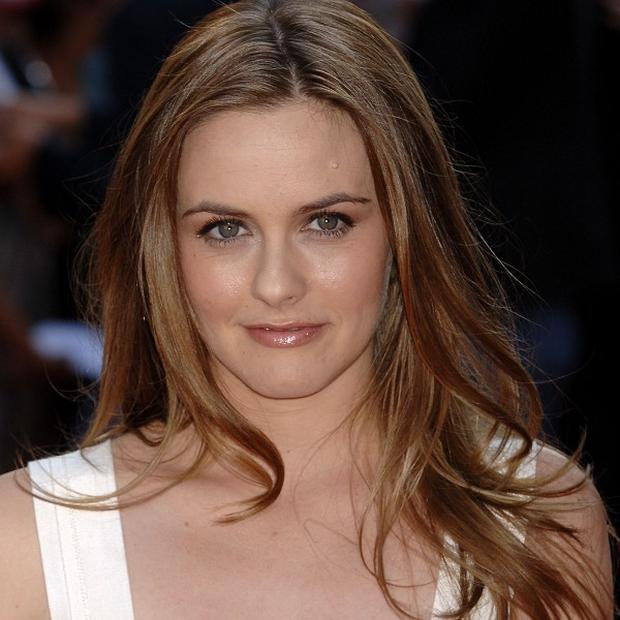 Alicia Silverstone will play a woman who discovers Greek gods in her house