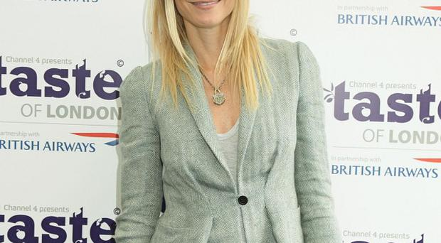 Gwyneth Paltrow said the Glee appearance was the best job she ever had