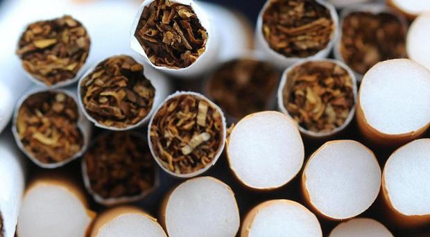 Three men were arrested after the seizure of 6.5 million contraband cigarettes in Co Louth