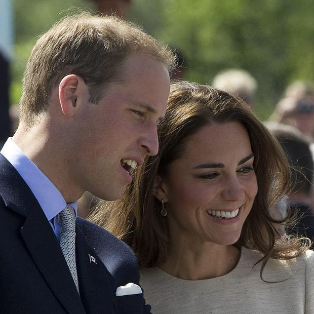 Prince William and Kate have been holed up in a mountain lodge