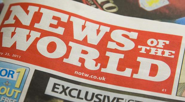 This Sunday's issue of the News of the World will be the last edition of the paper