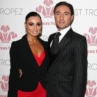 Flavia Cacace and Vincent Simone will be dancing the Argentine tango