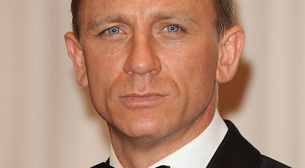 Daniel Craig says David Fincher has been given free rein on the film