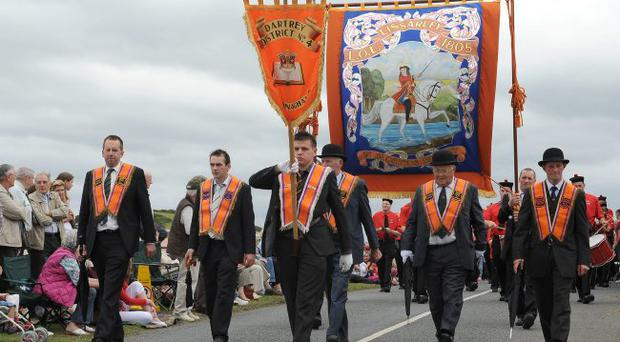 The Orange Order is trying to dispel the myths surrounding it