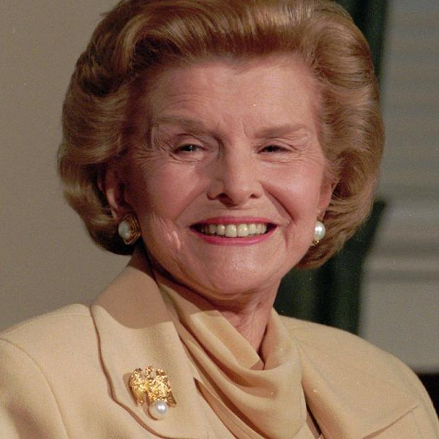 Former US first lady Betty Ford has died at the age of 93 (AP)
