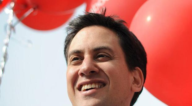 Ed Miliband has declared a 'new centre ground' in politics after Tony Blair warned that the Labour Party should not lurch to the left