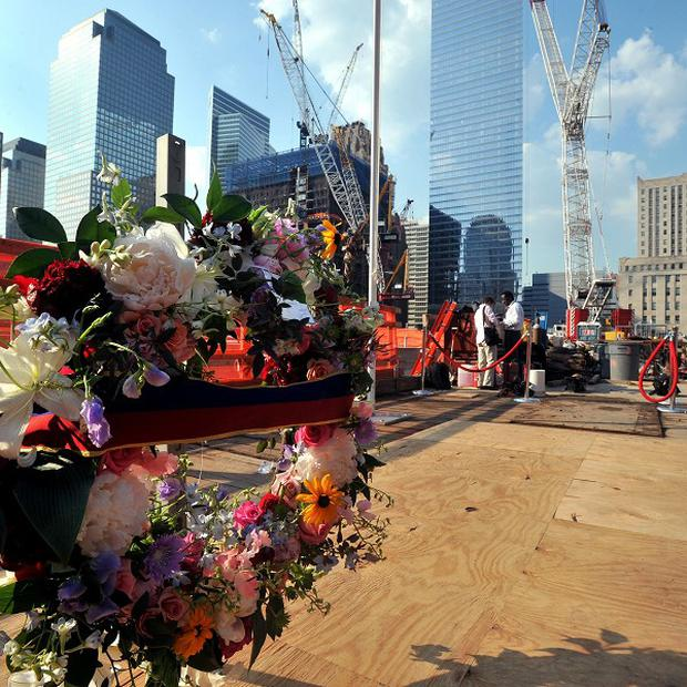 Timed passes to see the new September 11 memorial in New York will be available to reserve tickets over the internet from Sunday