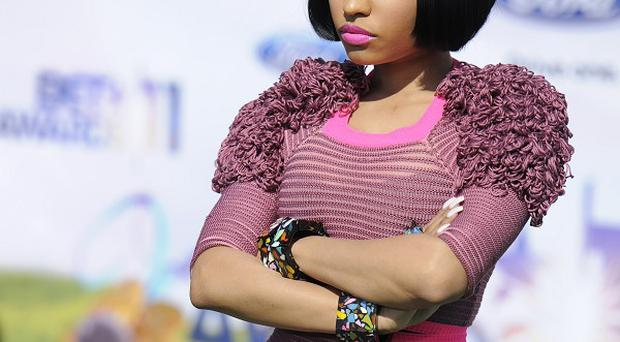 Nicki Minaj pursued her music career to lift her out of poverty