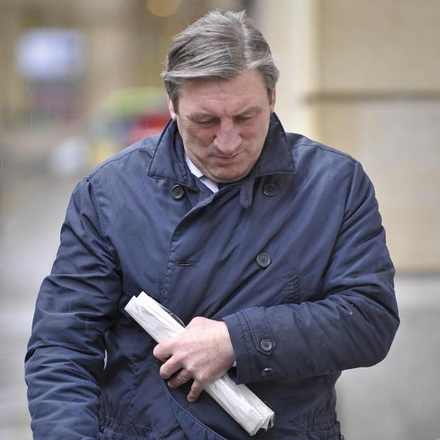 Henry Mears faces a summary trial over alleged threats towards a barrister