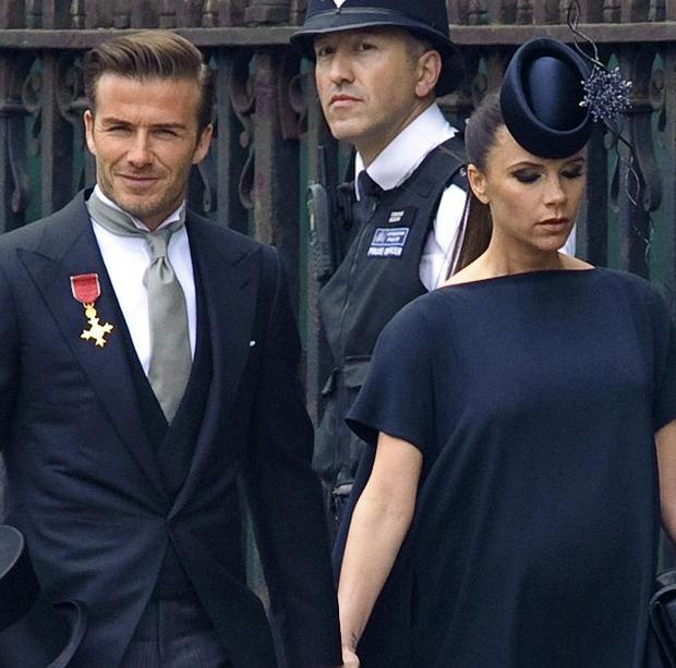 David and Victoria Beckham finally have a daughter to add to their family