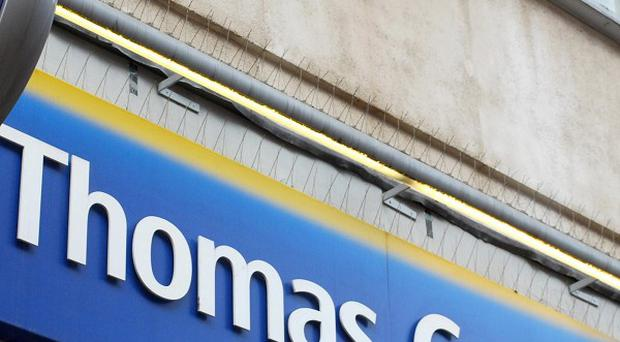 Travel group Thomas Cook