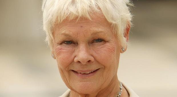 Dame Judi Dench has been made one of five new Praemium Imperiale Laureates