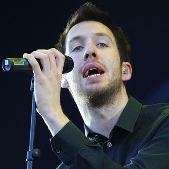 Calvin Harris was delighted with his T In The Park gig