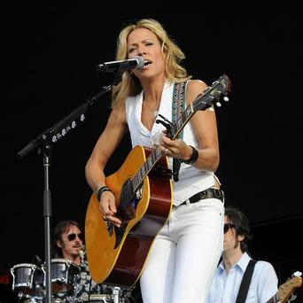 Sheryl Crow has been criticised for her rodeo gig