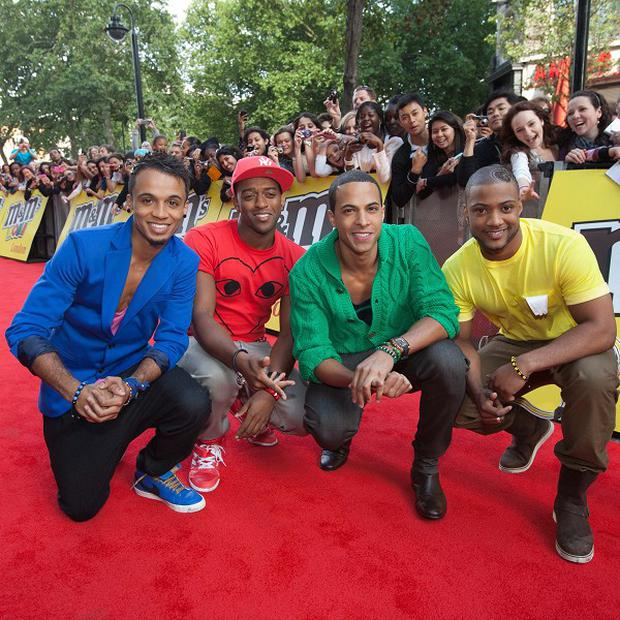 JLS says their next album will be very personal