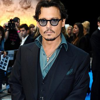Johnny Depp has three more films in the pipeline
