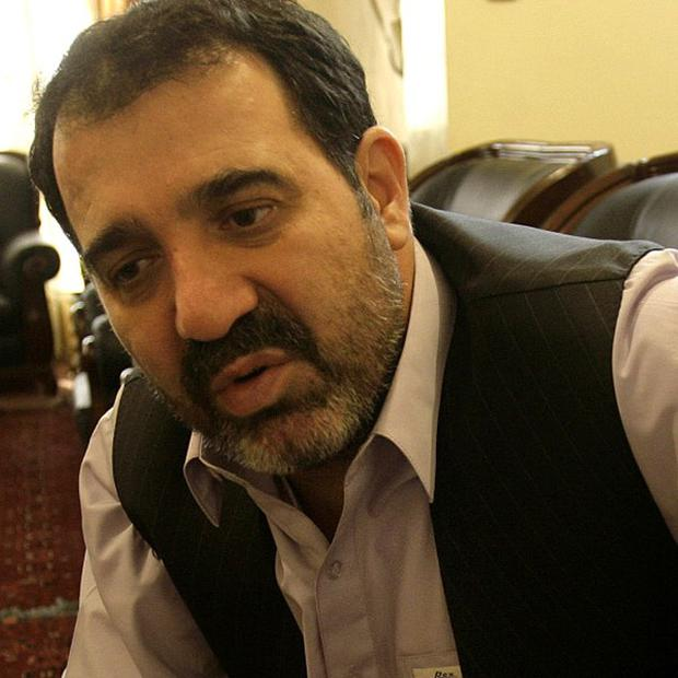Ahmed Wali Karzai, who was head of the Kandahar provincial council, had become a political liability for the Karzai government