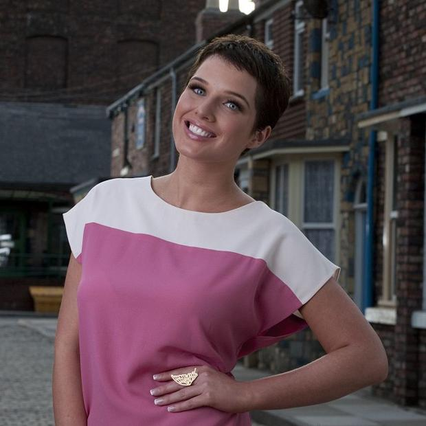 Helen Flanagan is back for a special Rosie Webster internet spin-off