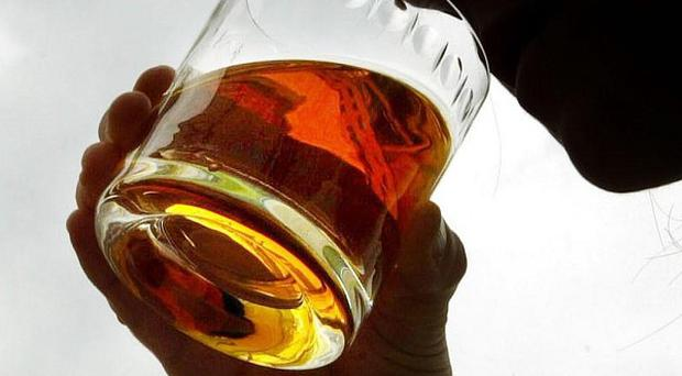 Some 170 people a year die from alcohol poisoning in Ireland, a report has found