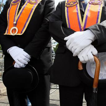 Protestants must help uncover the truth of past atrocities in Northern Ireland, says head of the Orange Order