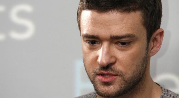 Justin Timberlake has also been asked out by a marine