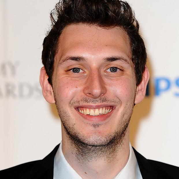 Blake Harrison got in a muddle with his Spanish while filming