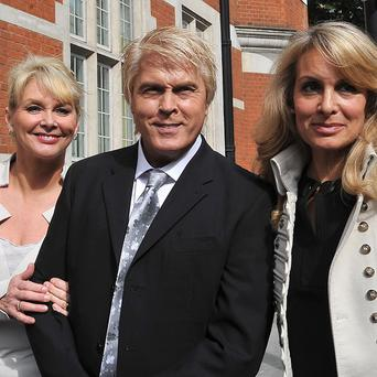Three of the members tour under the name Original Bucks Fizz