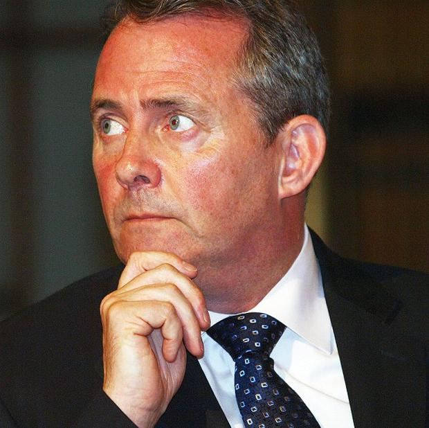 Defence Secretary Liam Fox has announced a 1.5 billion pounds investment in UK reserve forces over the next 10 years