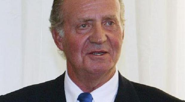 A suspected Spanish terrorist allegedly tried to kill King Juan Carlos in 1997