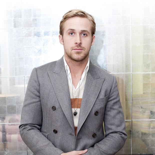 Ryan Gosling entered the contest to win over his first crush