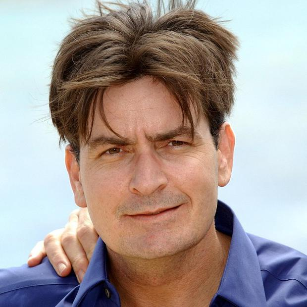 Charlie Sheen was axed from Two and a Half Men in March