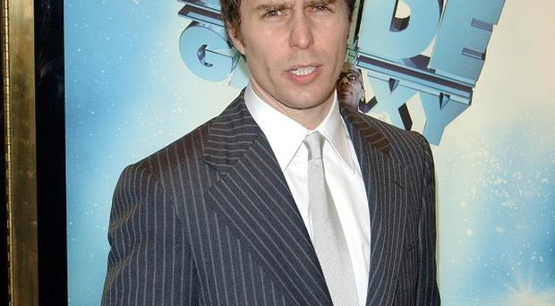 Sam Rockwell is in talks to replace Jeremy Renner in the film