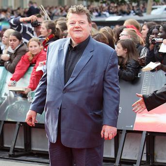 Robbie Coltrane will miss playing a good guy