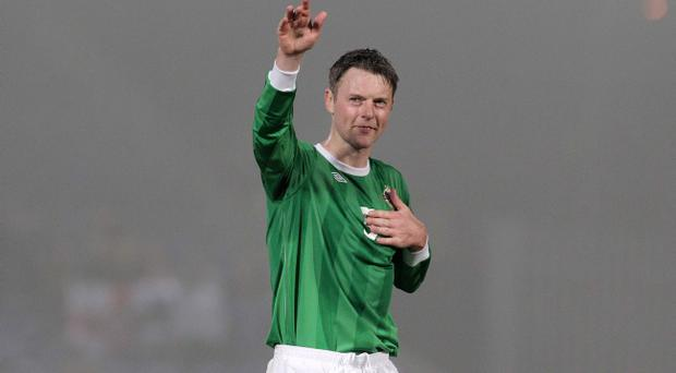Stephen Craigan can look back on many famous wins after retiring from international football, including when he captained the team to victory against Slovenia in his 50th cap