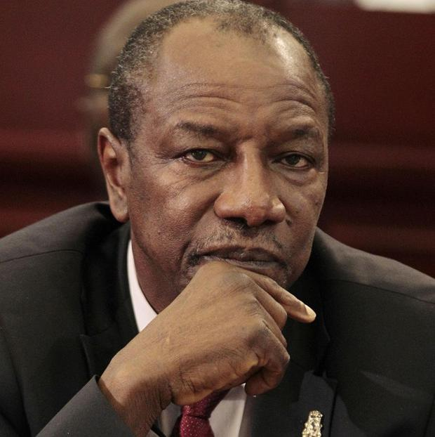 Guinea's first democratically elected president Alpha Conde has narrowly survived an assassination attempt