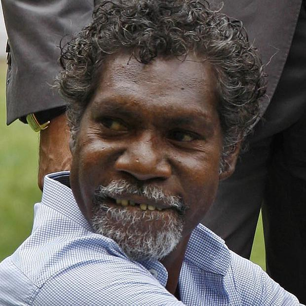 David Ngoombujarra had won Australian Film Institute awards