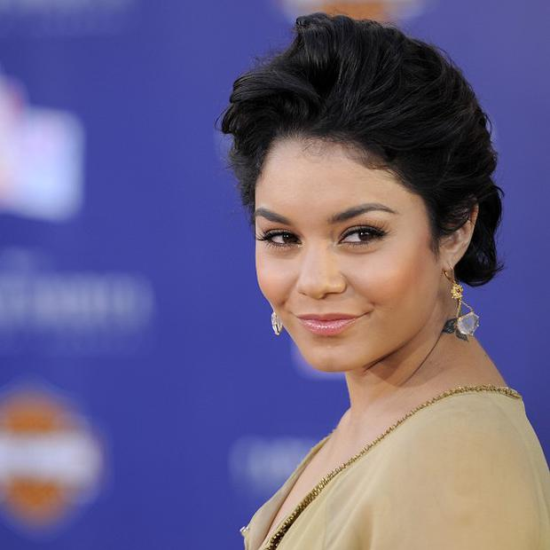 Vanessa Hudgens sacrificed her flowing locks for her latest film role