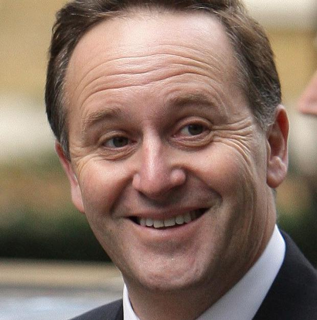 New Zealand Prime Minister John Key said there was 'no evidence that the people were anything other than backpackers'