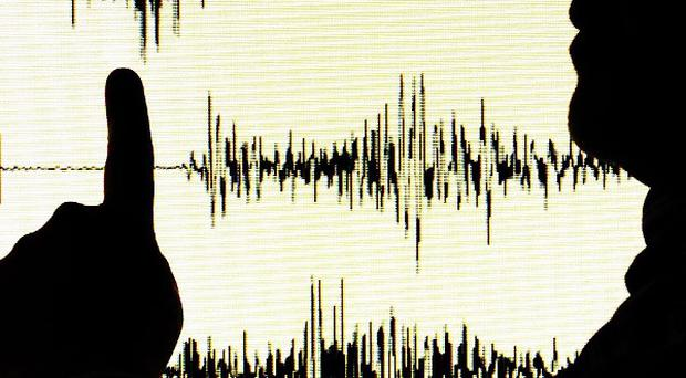 Thirteen people have been killed in a powerful earthquake in Uzbekistan