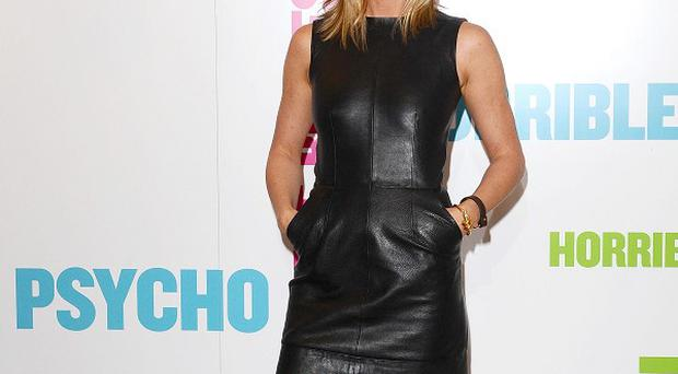 Jennifer Aniston wasn't worried about the revealing scenes in the film