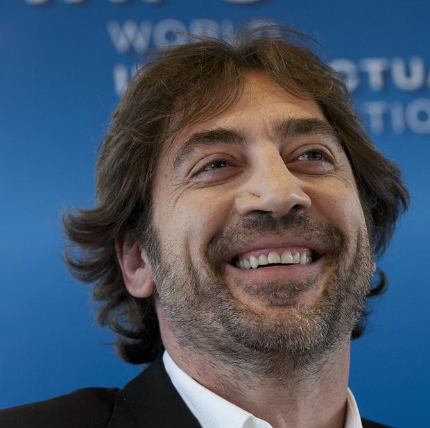 Javier Bardem wants to see a reduction in movie piracy
