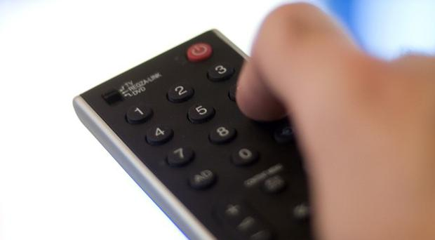 More than 8,500 people were caught watching TV without a licence in Northern Ireland during the first half of the year