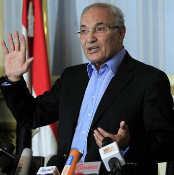 Ahmed Shafiq has said he will work to end Egypt's hated emergency laws which allow authorities to arrest and detain people without charge