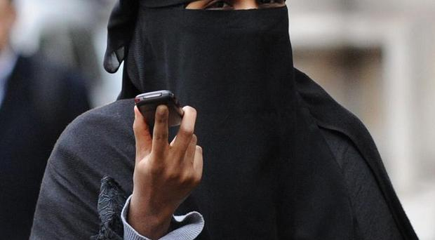 The wearing of burka-style Islamic dress in public has been banned in Belgium