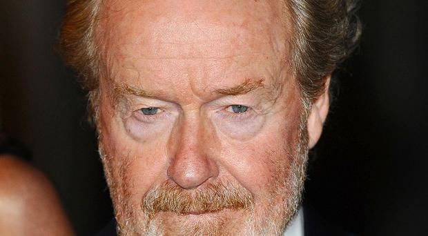 Ridley Scott says he'll never work without 3D