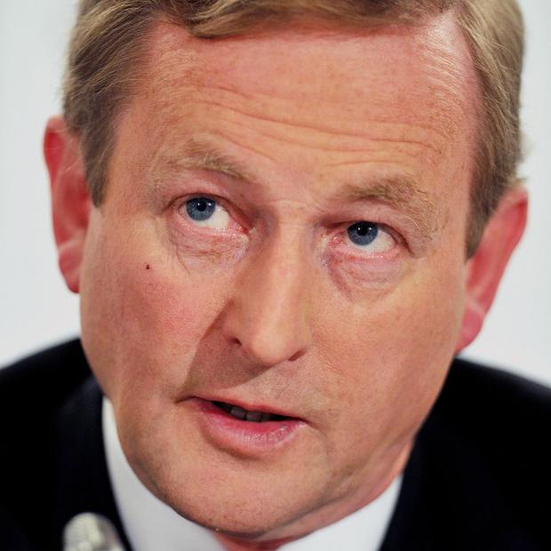 Enda Kenny launched an unprecedented attack on the Vatican