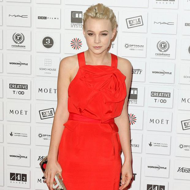 Has Carey Mulligan got engaged to her musician boyfriend?