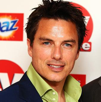 John Barrowman has had to rule out a Glee role for now